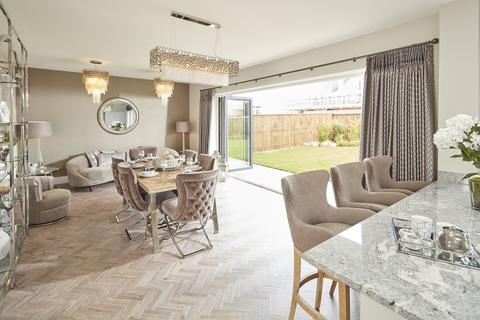 Dere Street Homes - Wynyard Rise - Plot 50-o, The Hanbury at Norton Gardens, Junction Road, Norton TS20