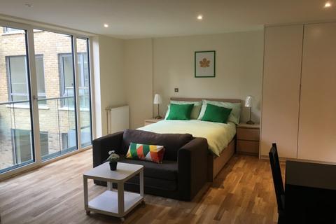 Studio to rent - Elite House, Canary Gateway, London E14