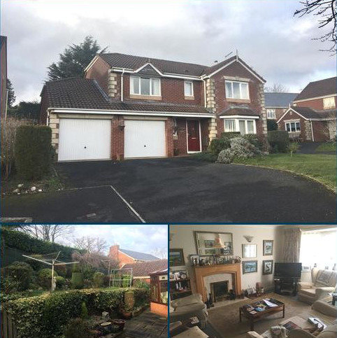 4 bedroom detached house for sale - Greenfields Rise, Whitcurch SY13