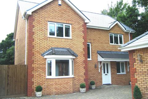 4 bedroom detached house for sale - Clos Andrews, Tondu, Bridgend CF32
