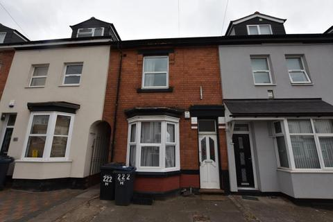 5 bedroom terraced house to rent - Heeley Road, Selly Oak