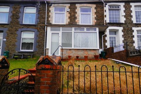 2 bedroom terraced house for sale - Partridge Road, Llwynypia, Rhondda Cynon Taff. CF40 2SL