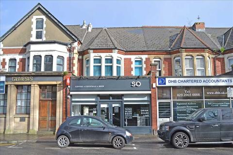 2 bedroom flat for sale - WHITCHURCH ROAD, HEATH, CARDIFF