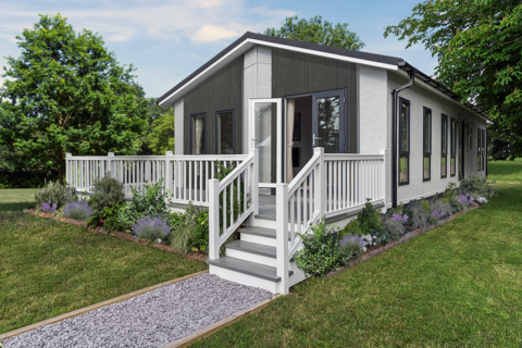 2 bedroom lodge for sale - Heighington Village Darlington