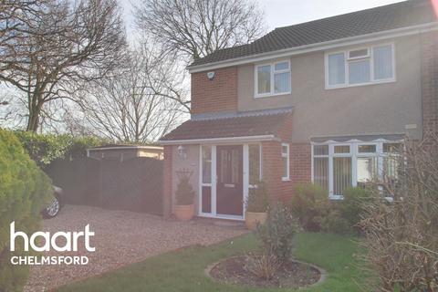 3 bedroom semi-detached house for sale - Sharpington Close, Chelmsford