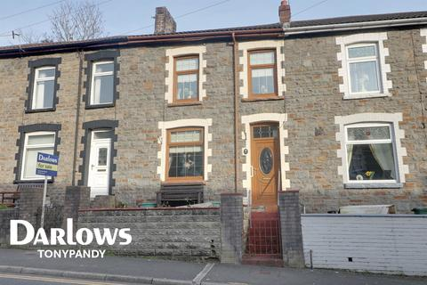 2 bedroom terraced house for sale - Trealaw Rd, Tonypandy