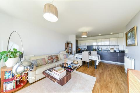2 bedroom flat for sale - Oxley Square, London