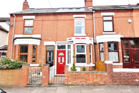 3 bedroom terraced house for sale - Broadway, Earlsdon, Coventry, CV5