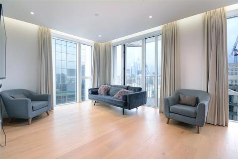3 bedroom house to rent - Admiralty House, 150 Vaughan Way, London, E1W