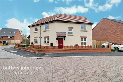 3 bedroom semi-detached house for sale - Kingsbourne, Nantwich