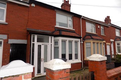 2 bedroom terraced house to rent - Heathway Avenue, Blackpool FY3