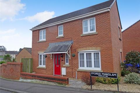 3 bedroom detached house for sale - MAUDLAM WAY, NORTH CORNELLY, CF33 4PJ