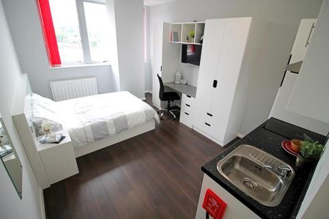 Studio to rent - 76 Milton Street Apartment 507, Victoria House, NOTTINGHAM NG1 3RB