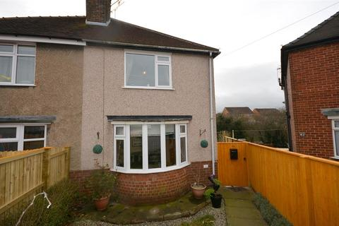 2 bedroom semi-detached house for sale - Smithfield Avenue, Hasland, Chesterfield, S41 0PS