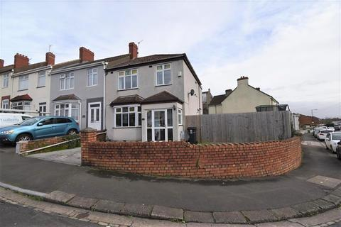 3 bedroom end of terrace house for sale - Nicholas Lane, St George, Bristol, BS5 8TL