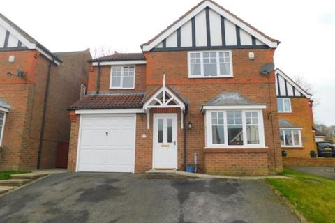 4 bedroom detached house for sale - HIGH CROFT, BRANDON, DURHAM CITY : VILLAGES WEST OF