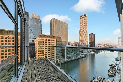 2 bedroom flat for sale - Discovery Dock West, 2 South Quay Square, London, E14