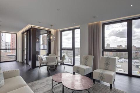 2 bedroom apartment to rent - Thornes House, Ponton Road, London SW11