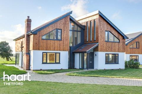 5 bedroom detached house for sale - Plot 2 Pixie Paddocks, Leys Lane, Attleborough