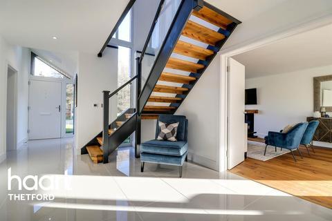5 bedroom detached house for sale - Plot 1 Pixie Paddocks, Leys Lane, Attleborough