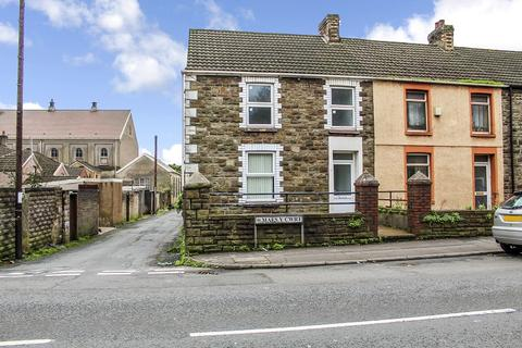 3 bedroom end of terrace house for sale - Maes-y-cwrt Terrace, Port Talbot, Neath Port Talbot. SA13 1LE