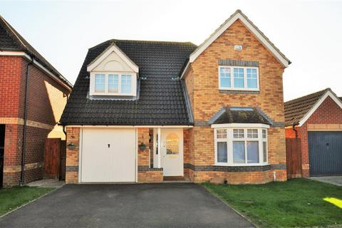 4 bedroom detached house for sale - Emperor Way, Kingsnorth, Ashford, Kent, TN23