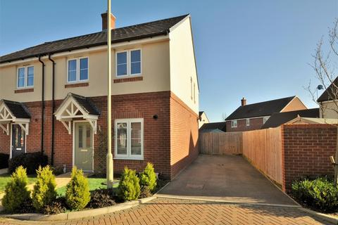 3 bedroom semi-detached house for sale - Lincoln Gardens, Bridgefield, Ashford, Kent, TN25