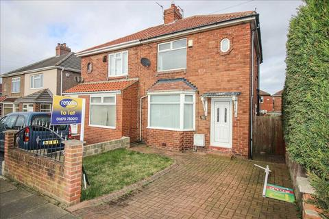 2 bedroom semi-detached house to rent - St. Cuthberts Road, Holystone, Newcastle Upon Tyne