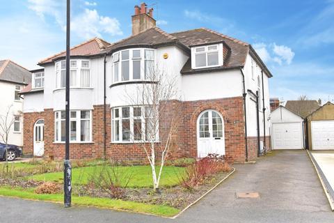 3 bedroom semi-detached house for sale - Pannal Ash Crescent, Harrogate