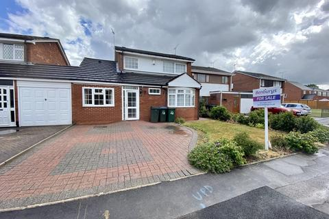 4 bedroom semi-detached house for sale - Joseph Creighton Close, Binley, Coventry, CV3 2QE