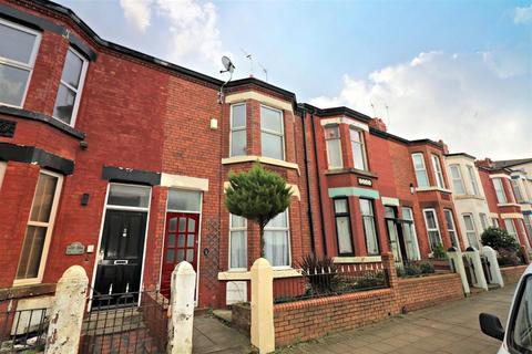 4 bedroom terraced house for sale - Wellington Road, Wallasey, CH45 2JR