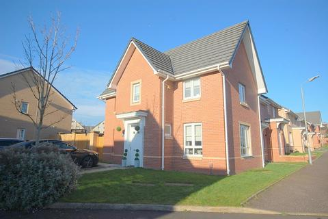 3 bedroom end of terrace house for sale - Clarence Crescent, Clydebank, West Dunbartonshire, G81 2DP