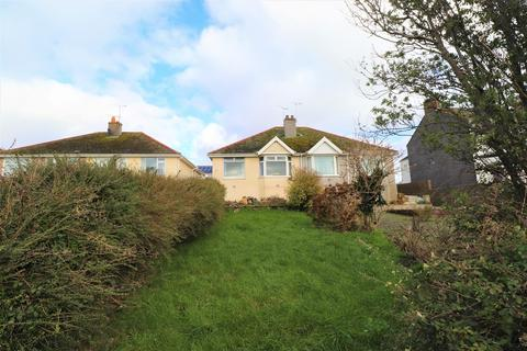 2 bedroom semi-detached bungalow for sale - Carbeile Road, Torpoint