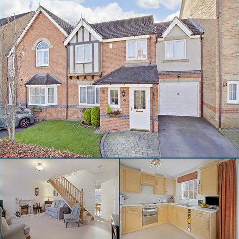4 bedroom townhouse for sale - Rombalds View, Ilkley