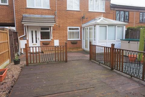 3 bedroom terraced house to rent - Green Farm Close, Chesterfield