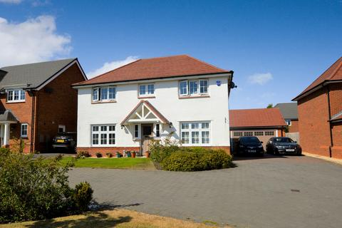 4 bedroom detached house for sale - Kings Meadow, Farndon, Chester