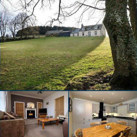 4 bedroom detached house for sale - Barry House - Lot 1, Glenbarry, Banff, Aberdeenshire, AB45
