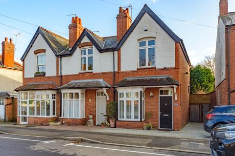 2 bedroom end of terrace house for sale - Poplar Road, Dorridge