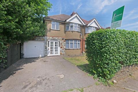 3 bedroom semi-detached house to rent - Ashdown Road, Hillingdon