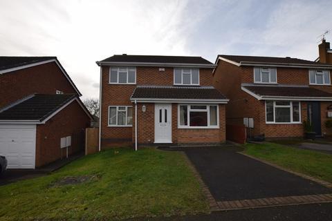 4 bedroom detached house to rent - Owlswick Close , Littleover DE23 3SS