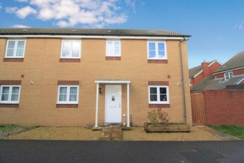 3 bedroom end of terrace house for sale - Carnegie Walk, Exeter