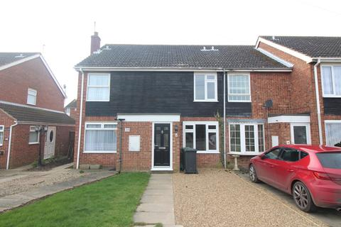2 bedroom terraced house to rent - Old Yarmouth Road, Sutton