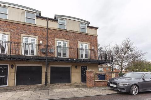 4 bedroom terraced house to rent - Grove Park Avenue, Gosforth, Newcastle upon Tyne