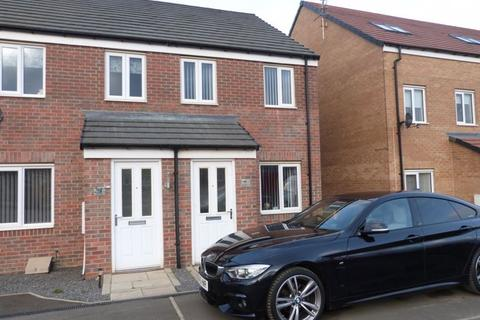2 bedroom terraced house for sale - Garcia Drive, Ashington - Two Bedroom Terraced House