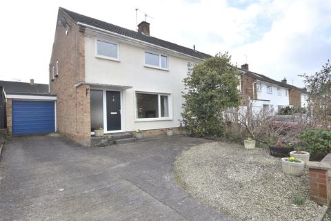 3 bedroom semi-detached house for sale - Castlefields Avenue, Charlton Kings, Cheltenham, Gloucestershire, GL52