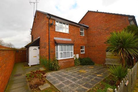 1 bedroom cluster house for sale - Spayne Close, Barton Hills, Luton, Bedfordshire, LU3 4BA