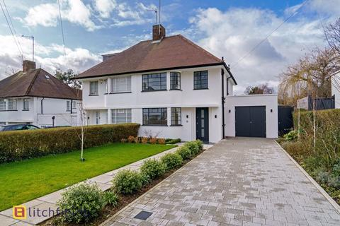 3 bedroom semi-detached house for sale - Hutchings Walk, Hampstead Garden Suburb, NW11