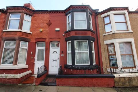 3 bedroom terraced house for sale - Rosedale Road, Birkenhead