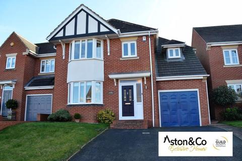4 bedroom detached house for sale - Kiln Garth Rothley Leicestershire