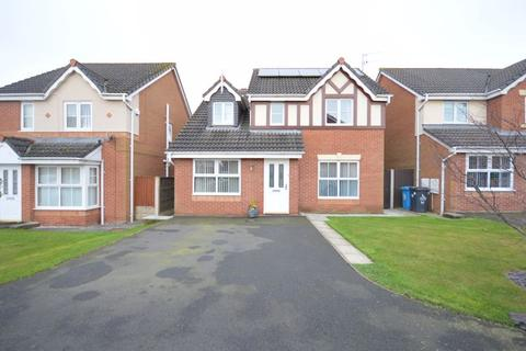 4 bedroom detached house for sale - Westerhope Way, Widnes